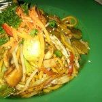 Shangai Noodles