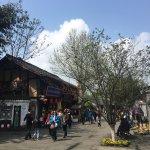 Foto de Langzhong Ancient Town