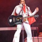 Brings back memories of Elvis in Vegas.....