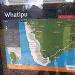 Whatipu Map