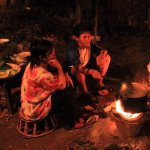 Food preparation - the traditional way