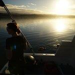 Sunset - Lake Brenton