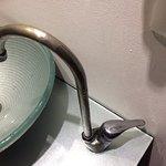 rusted bathroom sink