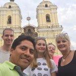 Thank you Lima City Tours