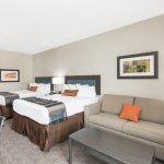 Two Queen Bed room Suite
