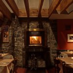What better way to cope with Montreal winters than a cozy fireplace.....