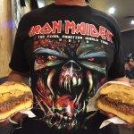 Samoa Joe burger