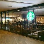 Starbucks on Ground Floor