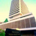 Indra Regent Hotel exterior