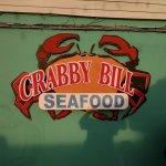 Crabby Bill's sign