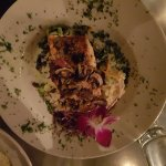 Absolutely delicious salmon dish - I ate every morsel - so good!