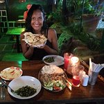 Always delicious!! This place had the best vegan/vegetarian food in Palolem! We went there every