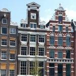 Amsterdam à une petite demi heure de train de l'hôtel