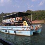 Double Decker Boat
