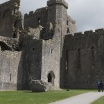 Rock of Cashel is a must for any traveler to Ireland. This Stone Fortress sits atop pf  a promon