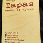 My Tapas Foto