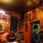 salle intérieure du café ganesh