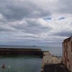 Cellardyke harbour view from the windw