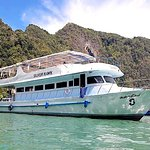 Silver Hawk Group : Luxury Boat trip James Bond Island Tour ( Lunch & Dinner Cruise) - Max.40 pe