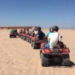Safari Sahara  - Hurghada Sunset Desert Tour