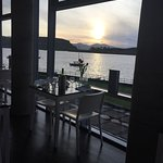 A stay in Oban is pointless without visiting Seafood Temple if you like Seafood