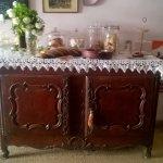 Le meubles à gateaux