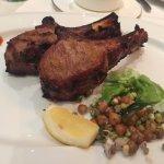 signature lamb chops (SGD 40 ++)