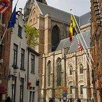 Photo de Holy Savior Cathedral (Sint-Salvatorskathedraal)
