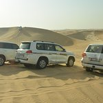 Photo de Abu Dhabi Desert Safari