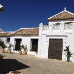 Cortijo in perfect state.