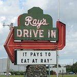 Bild från Ray's Drive-In