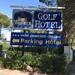 Photo de Best Western Golf Hotel