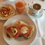 "Frühstück im ""Da Vinci"""