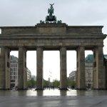 Brandenburg Gate - a short walk from the hotel