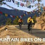Mountain Bikes on Rent