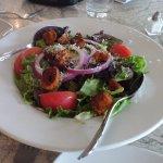Salad at The Talkative Pig