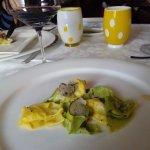 Tortelloni al tartufo