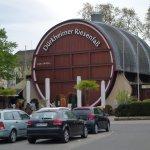 Dürkheimer Fass Herzstück der Weinstrasse Foto