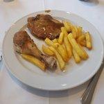 Pork? and Chicken.