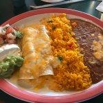 Seafood Enchiladas $12.95