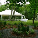 Wedding with Tent
