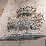 Le porc-épic (Emblême de Louis XII)