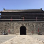North Gate where it's relatively quiet and less popular with tourists