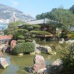 Pause rafraichissante à Monaco