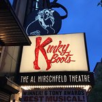 Photo of Kinky Boots on Broadway