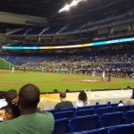 3rd base seats
