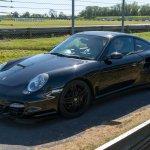 Punchy Porsche