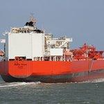 Foto de Galveston - Port Bolivar Ferry