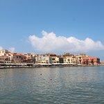 Old Venetian Harbor Foto