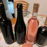 Wine & Liqoures made by Ornello.